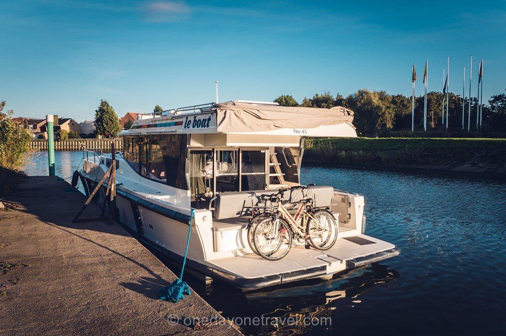 Le Boat bateau sans permis