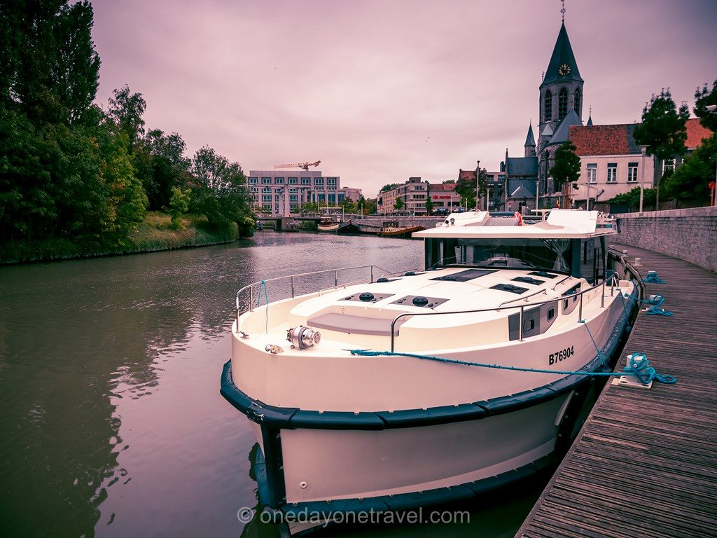 location de permis sans bateau Flandre