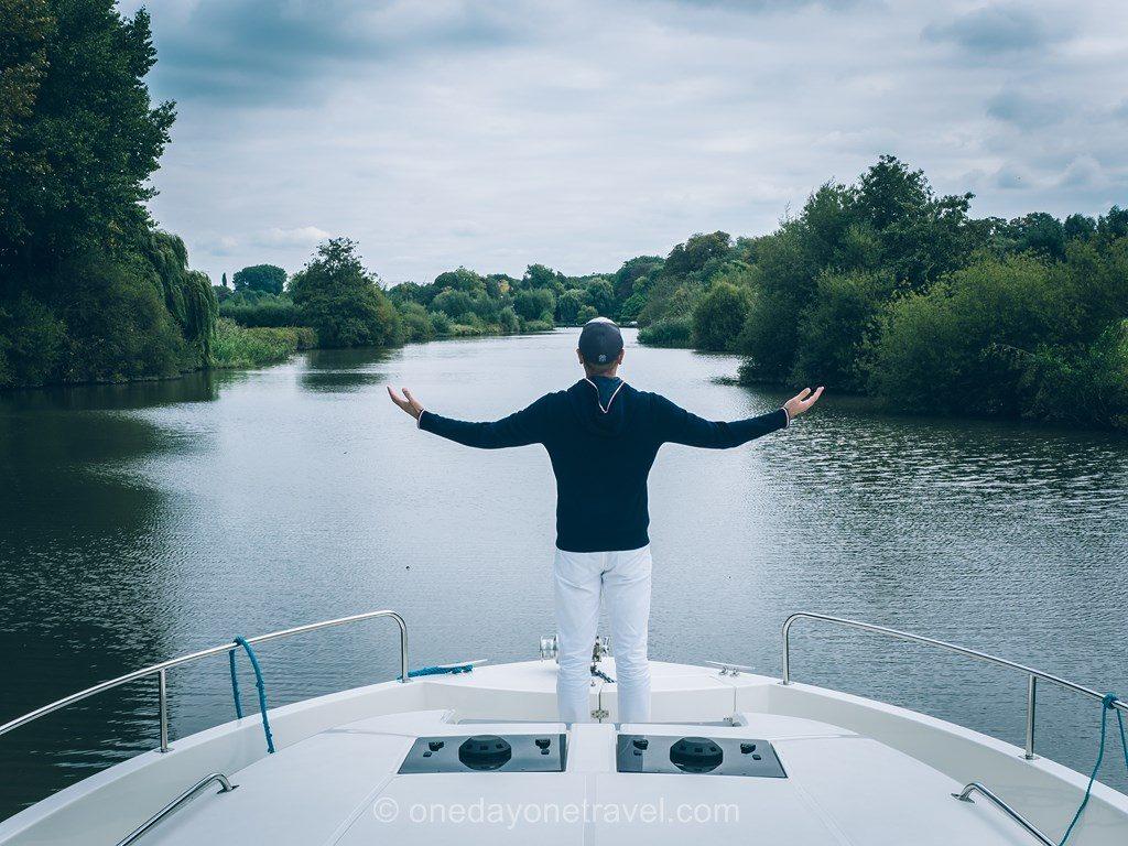 Location bateau sans permis Richard Canal