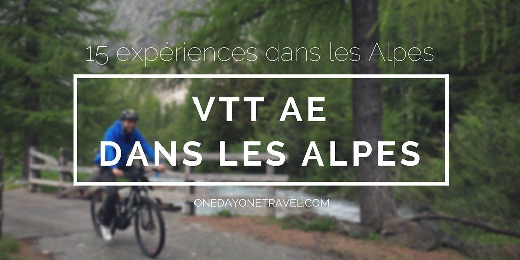VTT assistance electrique blog voyage
