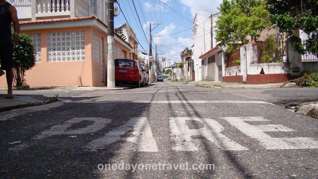 Visite guidée Belem Brésil centre
