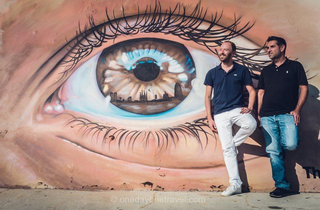 Visiter Barcelone pour la première fois Art Franck Richard