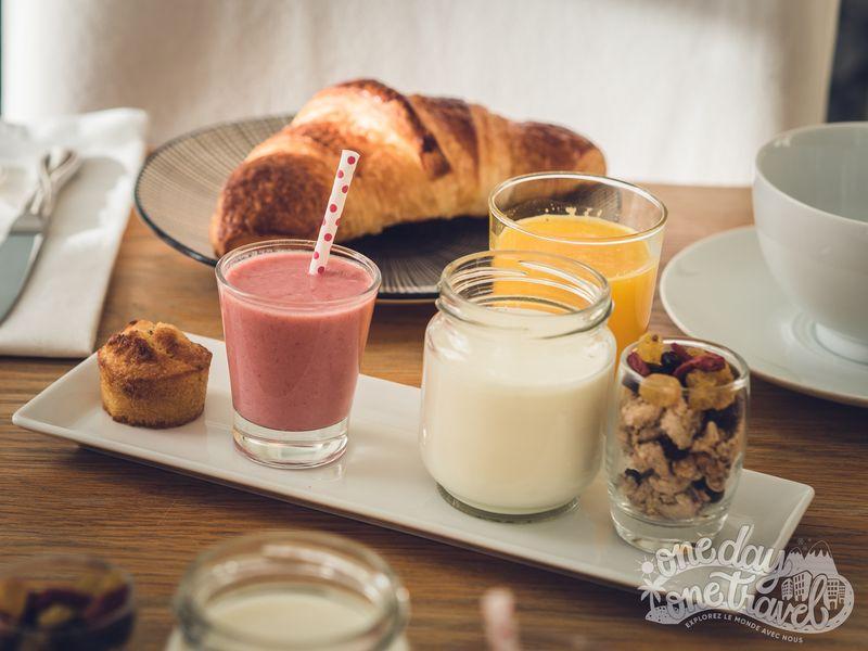 Visiter Chartres peit déjeuner