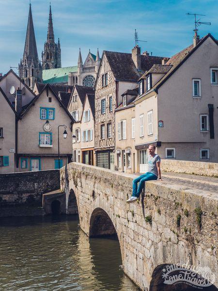 Visiter Chartres pont Richard