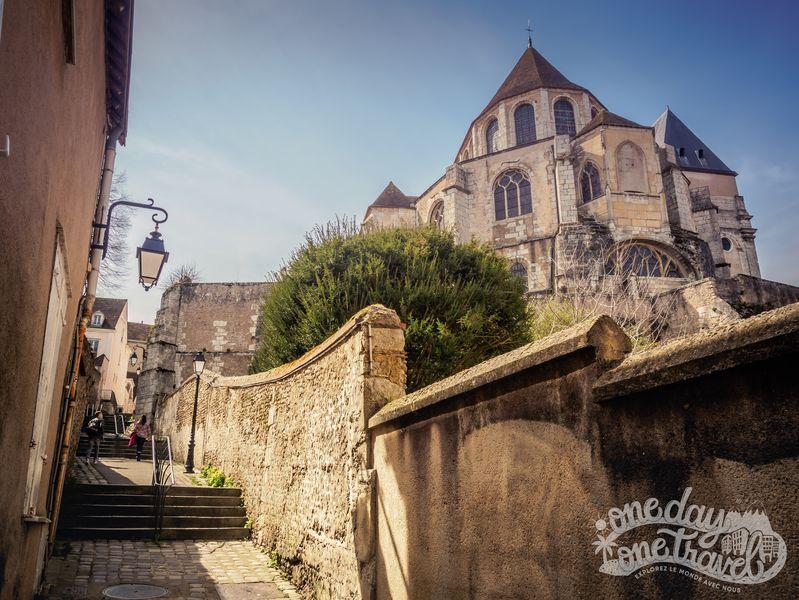 Visiter Chartres ville haute