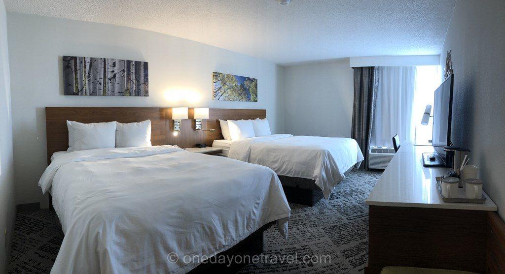 Visiter Denver hotel chambre