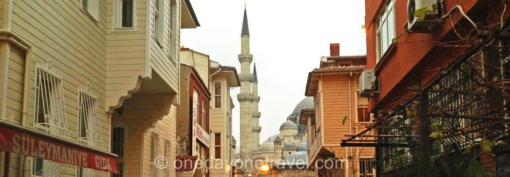 Visiter Istanbul  Quartier Vefa Blog Voyage