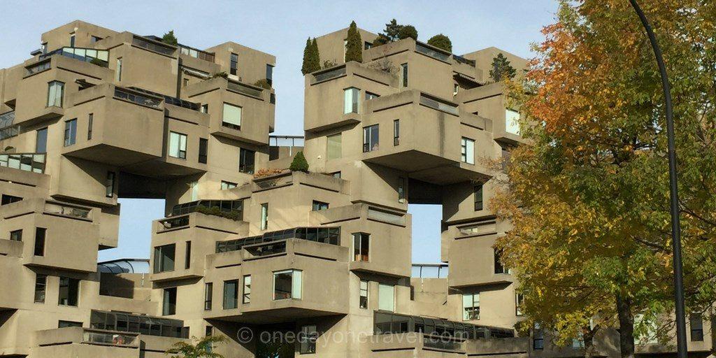Visiter Montréal architecture