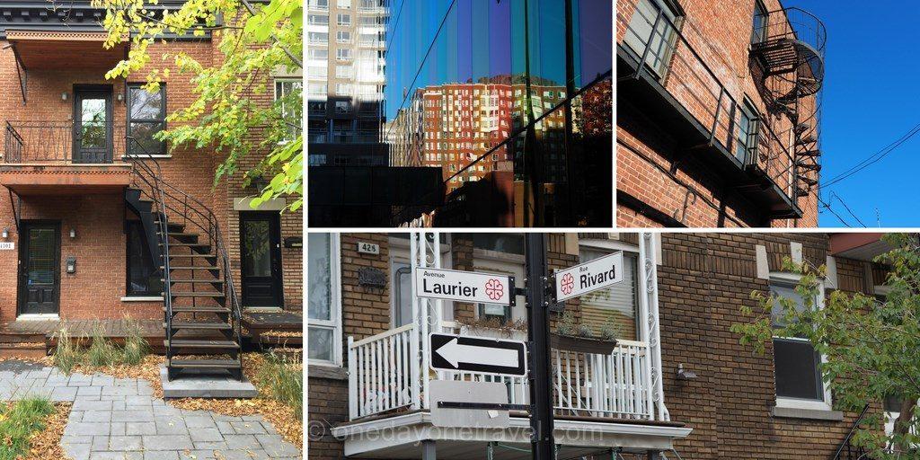 Visiter Montréal balade a pied