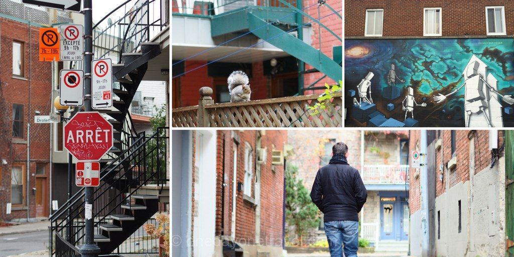 Visiter Montréal balade a pied blog voyage