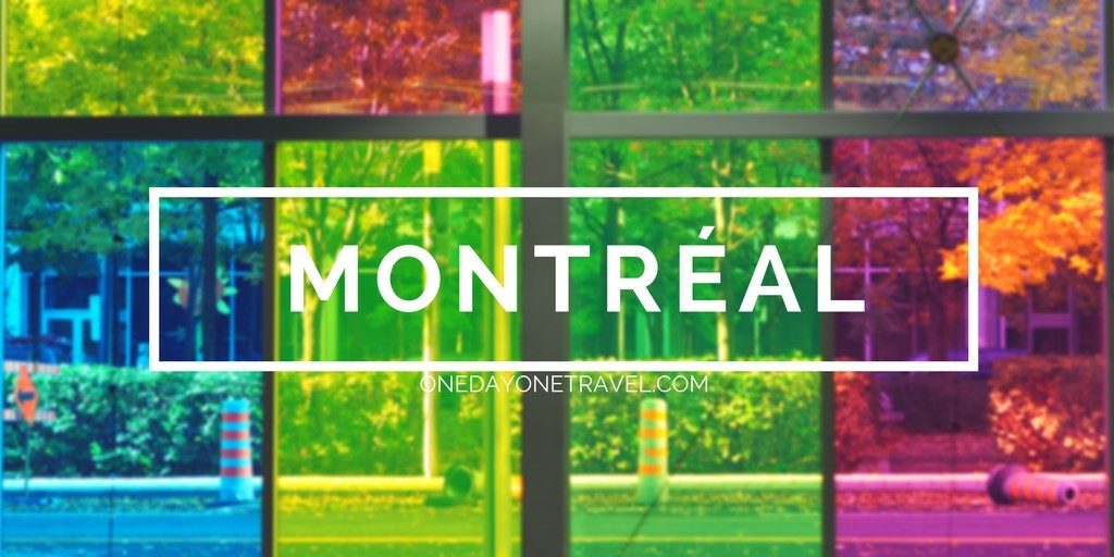 Visiter Montréal blog voyage québec