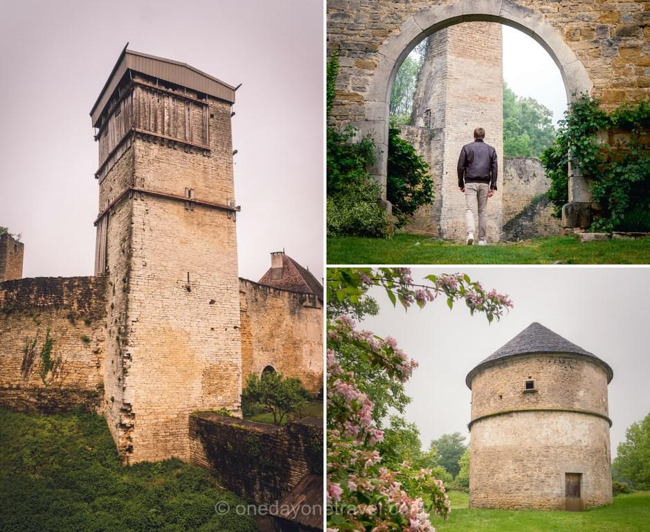 Visiter vesoul chateau oricourt bourgogne franche comté blog voyage