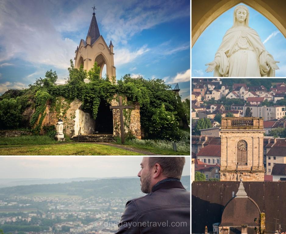 Visiter vesoul colline de la motte bourgogne franche comté blog voyage