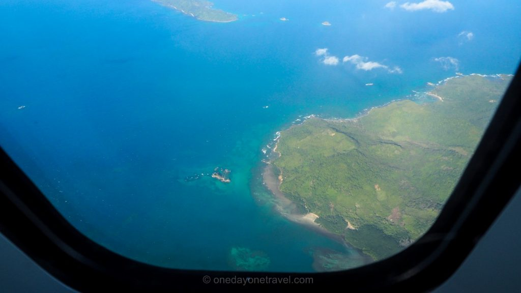 Vol El Nido avion Philippines