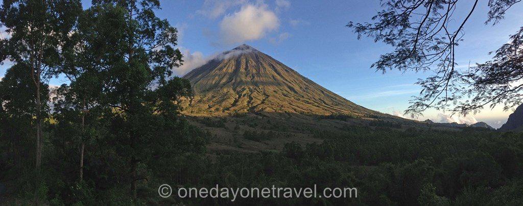 Volcan Inerie Bajawa Flores