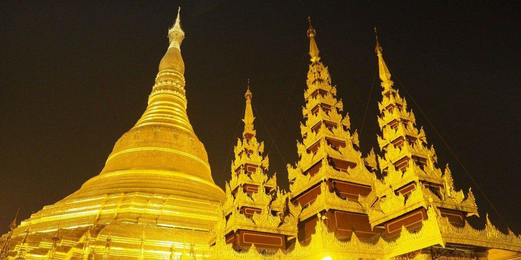 Voyage au Myanmar Yangon