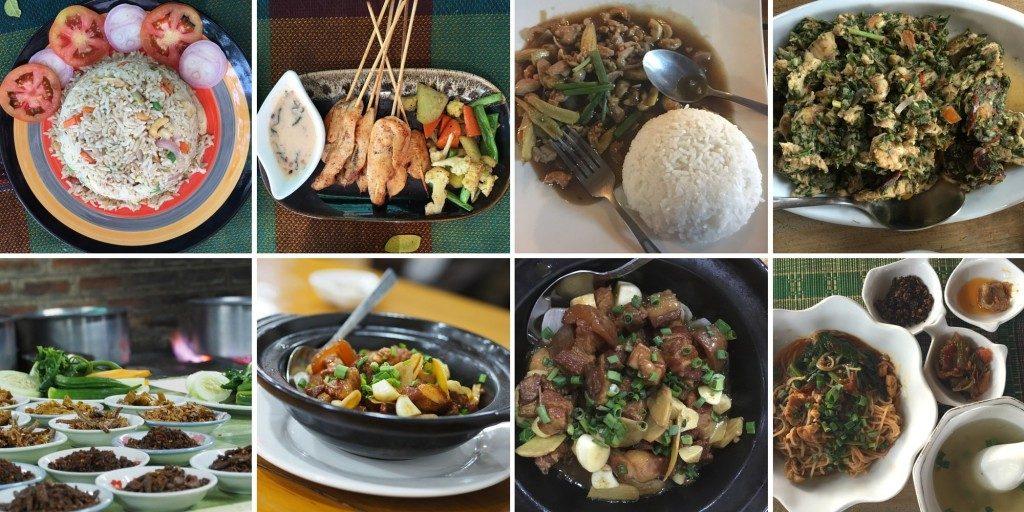 Voyage au Myanmar cuisinee birmane
