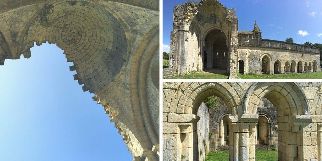 abbaye boschaud Périgord Dordogne