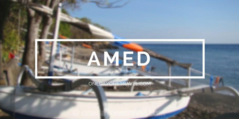 amed bali blog voyage