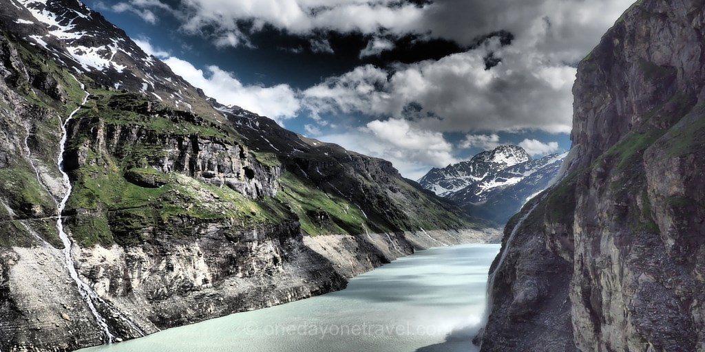 barrage mauvoisin blog voyage