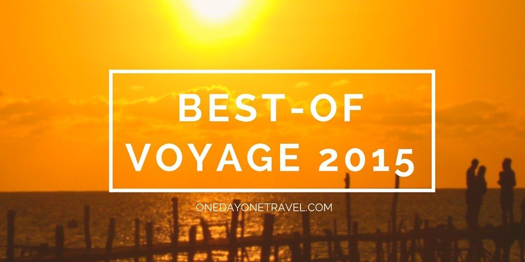 best of voyages 2015