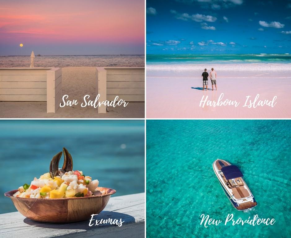 Destinations de rêve - Îles des Bahamas