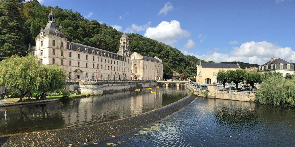 brantome perigord Voyage en Dordogne