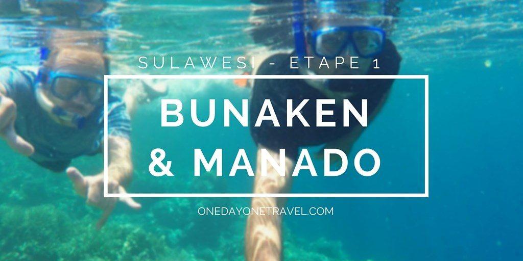 bunaken manado blog voyage