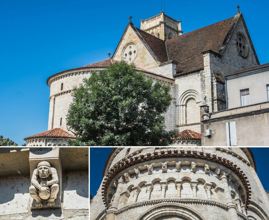 cathedrale saint caprais blog de voyage agen