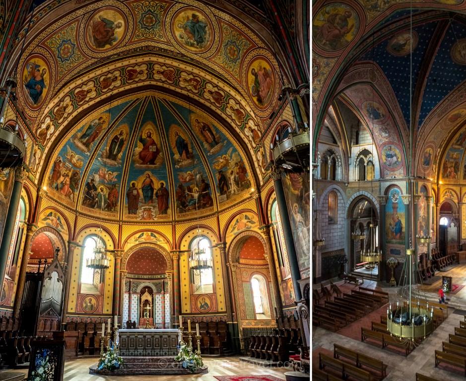 cathedrale saint caprais blog voyage agen