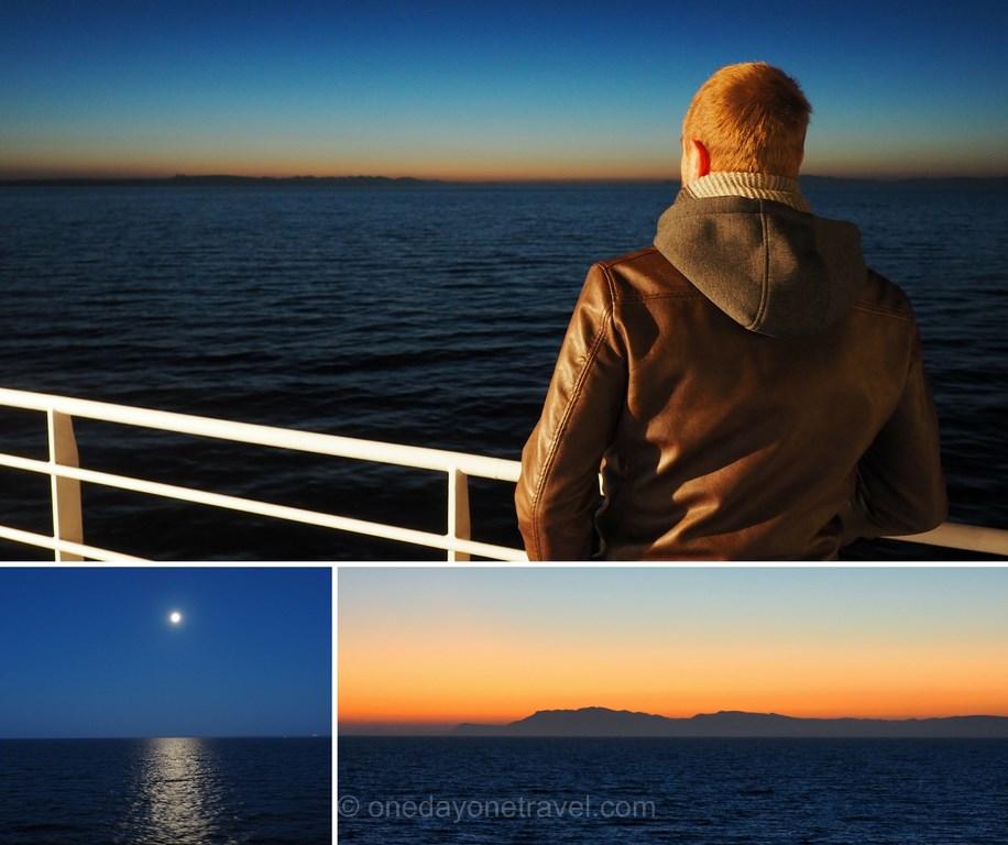 coucher de soleil croisière terre de feu blog voyage onedayonetravel