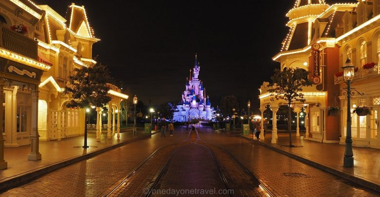 Photo of Un week-end magique à Disneyland Paris
