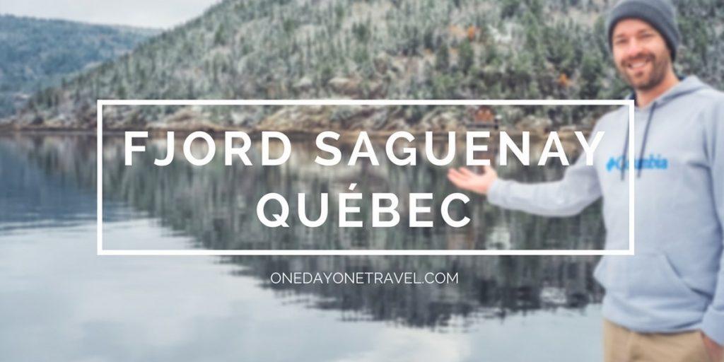 fjord saguenay blog voyages