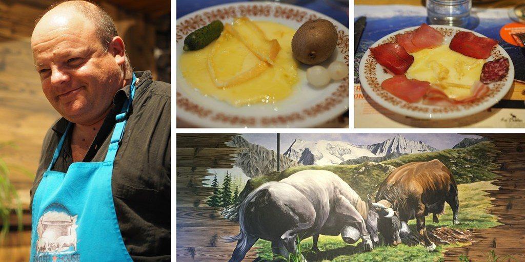 fondue eddy Alpes