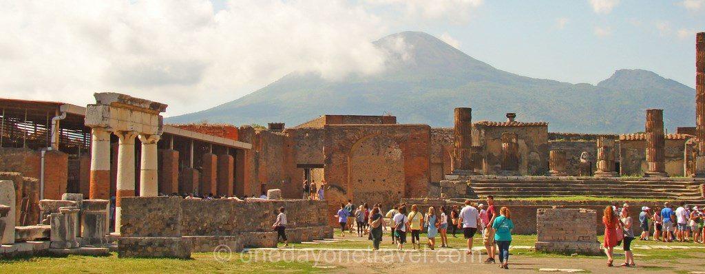 forum pompei italie blog voyage