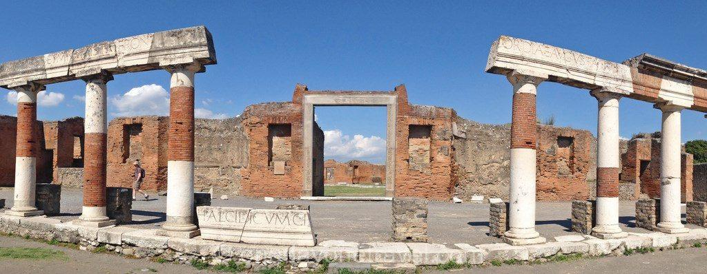 comment visiter Pompei Blog Voyage OneDayOneTravel