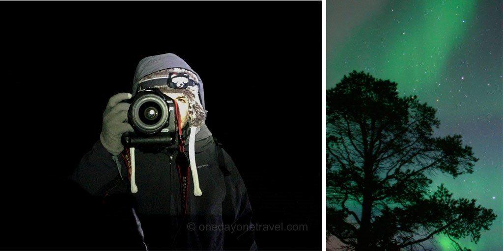 franck canon aurores boreales laponie