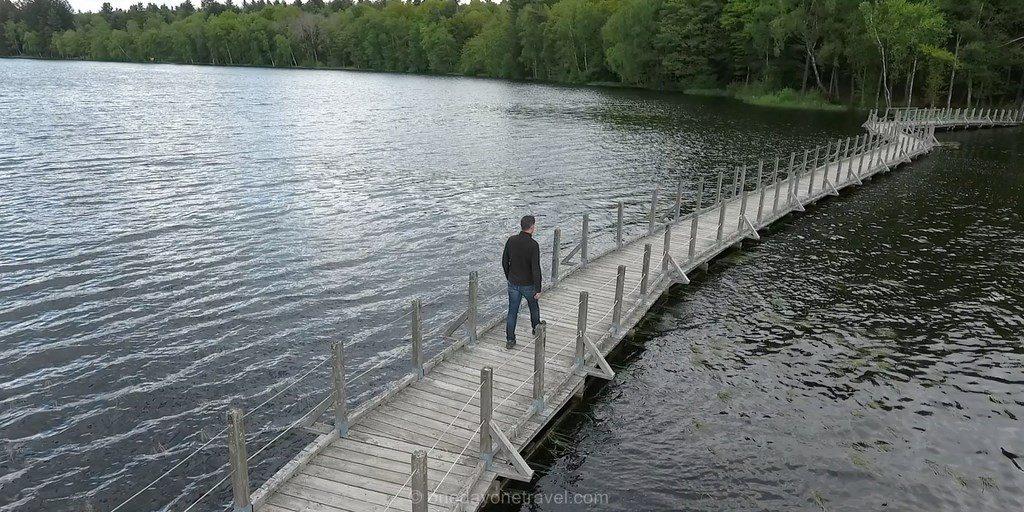 franck passerelle lac settons