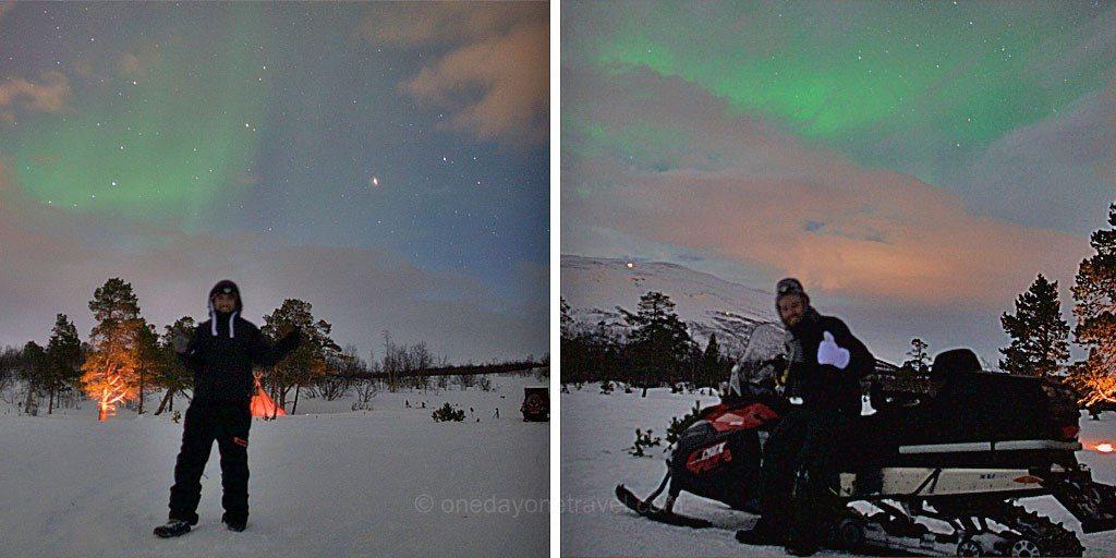 franck richard laponie aurores boreales