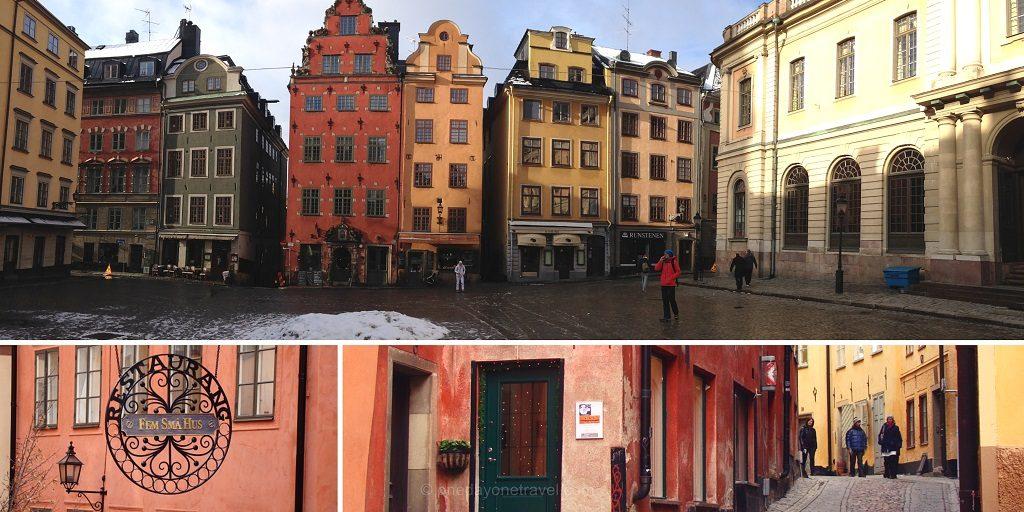 Visiter Stockholm quartier gamla stan