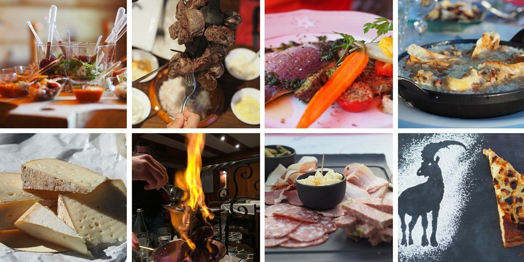 gastronomie Alpes blog voyage