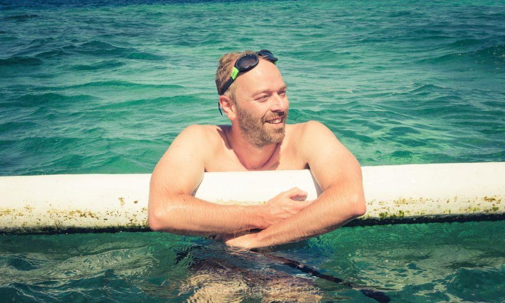 gili asahan blog voyage indonésie Richard snorkeling