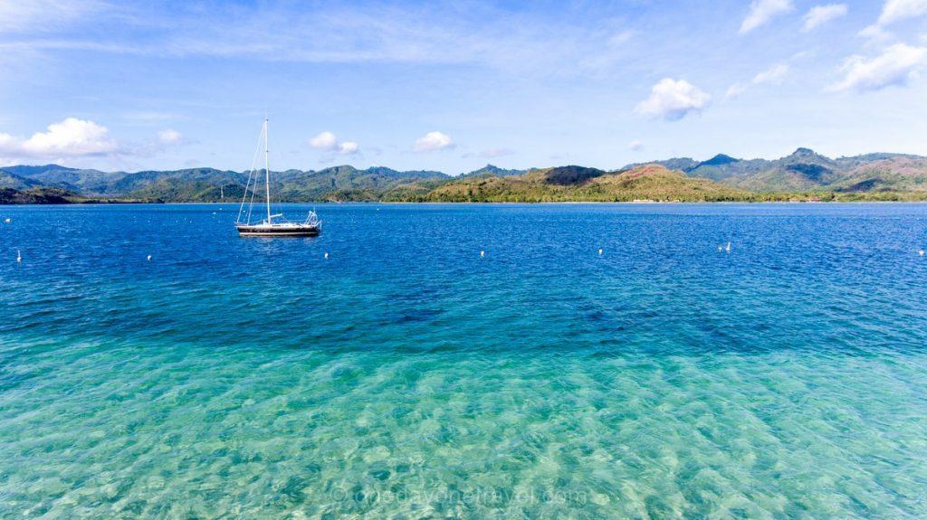 gili asahan blog voyage indonésie mer turquoise