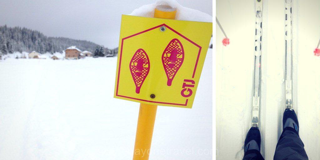 gtj ski de fond Montagnes du Jura