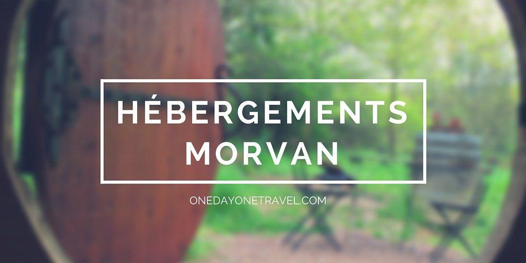 hebergement morvan blog voyage
