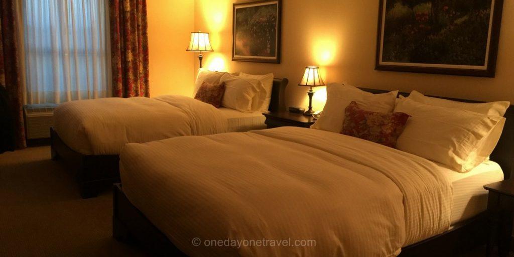 hotel bromont Cantons de l'est Québec