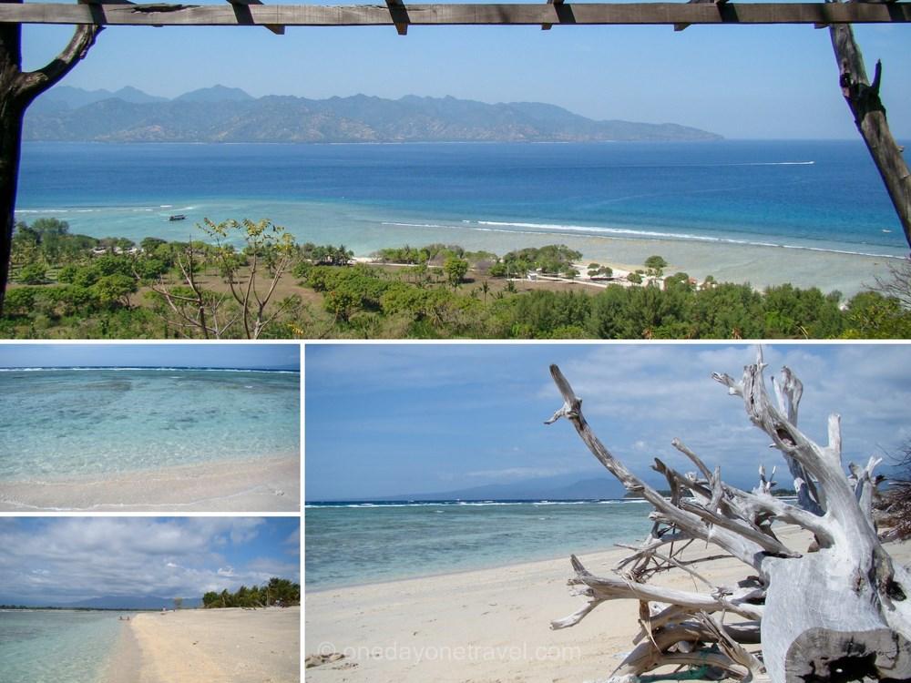 paysages de reves des Gili Islands