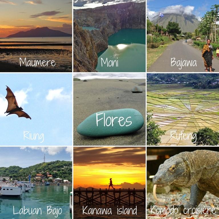 Voyager à Bali et Flores en Indonésie