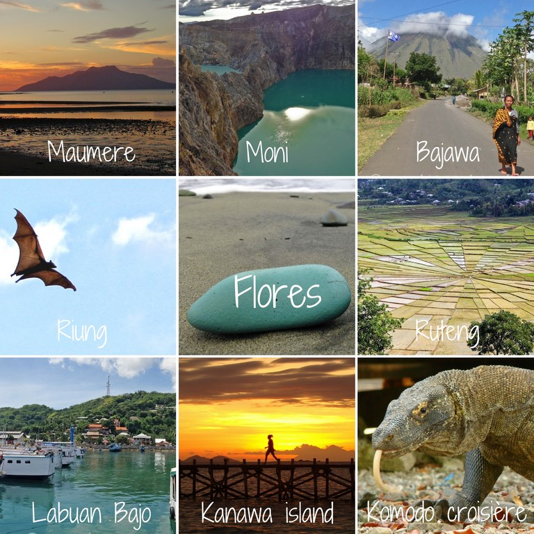 itineraire voyage Flores blog conseils voyager indonésie