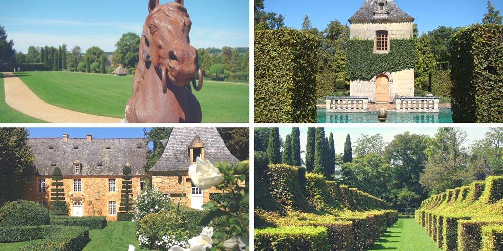 jardins eyrignac Voyage en Périgord